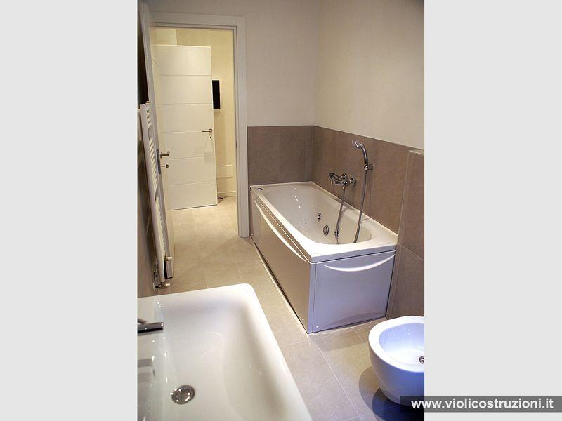 Piastrelle bagno altezza 120 casamia idea di immagine - Piastrelle bagno altezza 120 ...